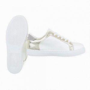 083-Y-whitegold Sneaker Γυναικείο