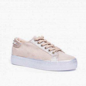B6826-pink Sneaker Γυναικείο