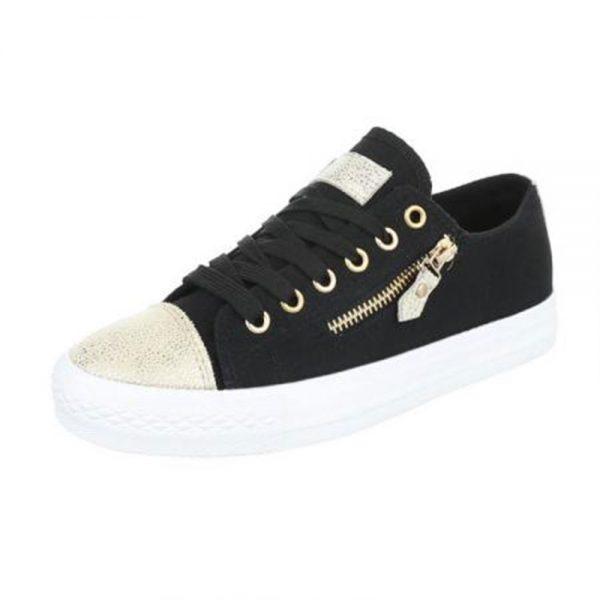 B85B-SP-BLACK Sneaker Γυναικείο