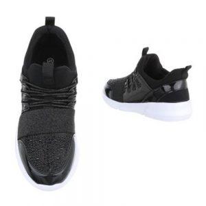 FC-R107-BLACK Sneaker Γυναικείο