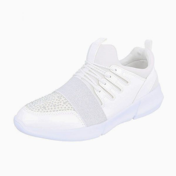 FC-R107-WHITE Sneaker Γυναικείο