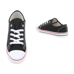 SW15276-BLACK Sneaker Γυναικείο